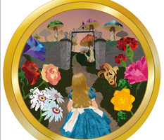 Alice in wonderland 2 by MaryKms