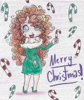 Paty's Christmas by tonoly21