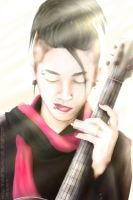 Miyavi - The Rockstar by Amaterasu-kun