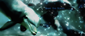 Save the Ocean by mrccreativo