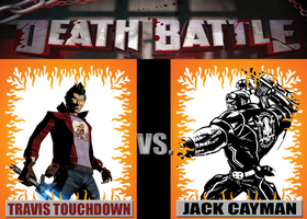 Death Battle Fight Idea 9 by Death-Driver-5000