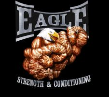 Eagle Strength and Conditioning by Schreddedwolf