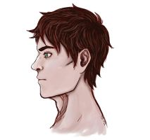 Eren Jaeger sketch by taytayisawesome