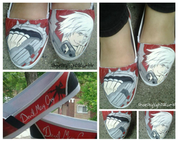 Devil My Cry Shoes by DreamingLights