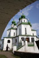 Russian men monastery stock #24 by croicroga