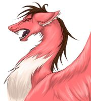 Ruby Dragon 3 by Astonishingly