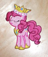 Pinkie Pie Princess by EthePony