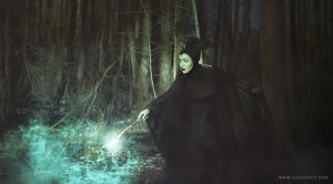 Maleficent by luciekout