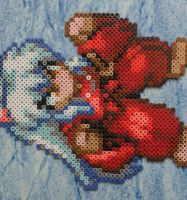 Inuyasha Bead Sprite by Nicolel12