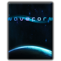 Waveform icon by pavelber