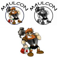 Maulcon Logo by TRALLT