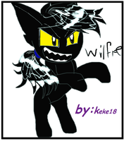 wilfre graphic by keke18