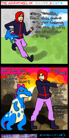 Nuzlocke - Silver and Gatr by Epileptic-Trees