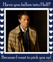A Supernatural Valentine: Fallen Into Hell? by FrozenClaws