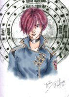 Tonks by muddgutts