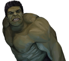 Hulk by lane-nee-chan