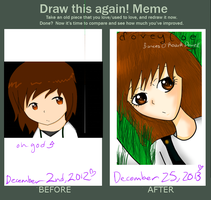 Before and After [MEME] by tigerwolfie2655
