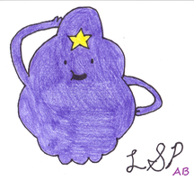 Lumpy Space Princess by Alison-Earth-Ninja