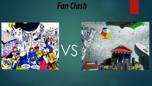 Fan Clash - Comic Book Limbo vs The Void by Tito-Mosquito