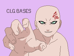 :181: Naruto :Gaara Of The Sand Pixel Base: by CLGbases