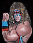 Ultimate Warrior by BruceWhite