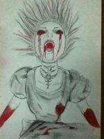 Alice Hysteria Mode Fast Sketch by lerod2
