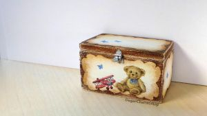 1:12 toy chest by sugarcharmshop