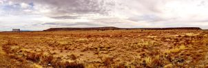 New Mexico Panorama by TheGerm84