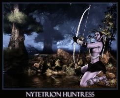 Nytetrion Huntress by DesignsByEve
