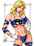 Savage Land Invisible Woman by gb2k