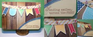 Card: Sending Smiles Across the Miles by kendravixie
