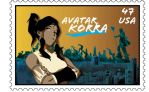 LoK: Stamp Comp. by kurohime26