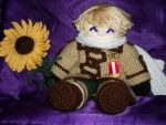 In Russia Plushie Crochets You by MasterPlanner
