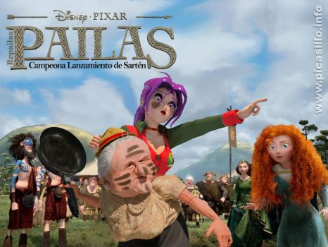 PAILAS by PICASILLO