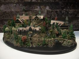 Weta Lord of the Rings - Rivendell Environment 2 by Minas-Tirith-Hakan