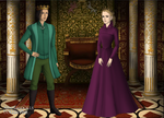 GG Redesigns: Colin and Angel by JENNY-87