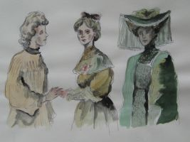 The Three Dutchesses by Cassiuseos