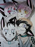 Welcome to the family by Yukai-Yukino-Yoji