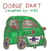 Dodge Dart - Inspired by me by dth1971
