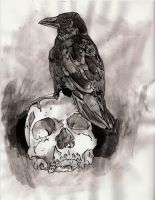 'The Raven' by KurtBelcher1