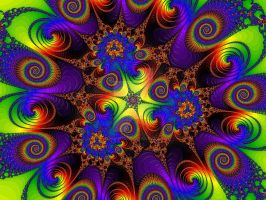 Hippie's Badd Acid Trip by stardust4ever