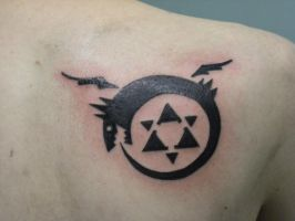 Mark of the Homunculus by rob2056