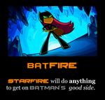 Batfire Motivational by MetroXLR99