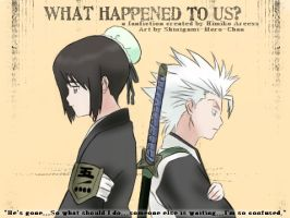 What Happened to Us? by Shinigami-Mero-Chan
