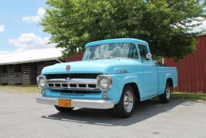Baby Blue F-100 by SwiftysGarage