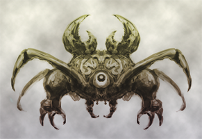 Crabthing by ozwalled