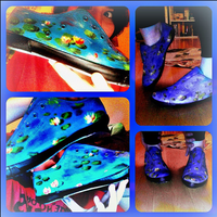 Monet Lillie's shoes by ms-guppy