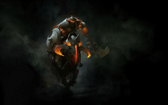 Dota 2 - Chaos Knight by GhoustFeace