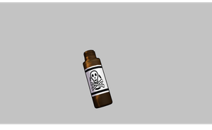 MMD Poison in a bottle by amiamy111