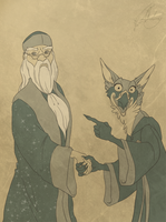 Dumblecore by Chaluny